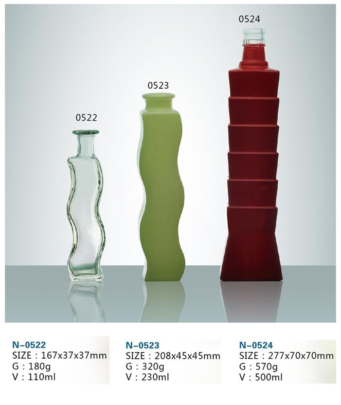 装饰类玻璃瓶